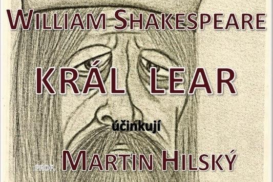 Bazilikou zazní Shakespearovy verše v podání Martina Hilského
