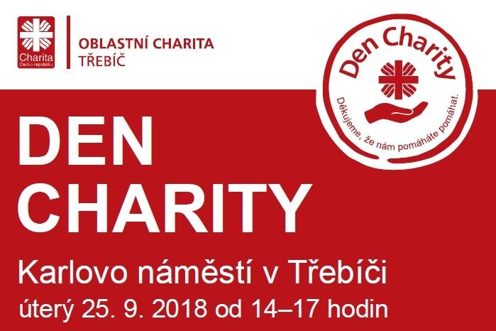 Oblastní charita Třebíč ukáže, co vše dělá pro veřejnost