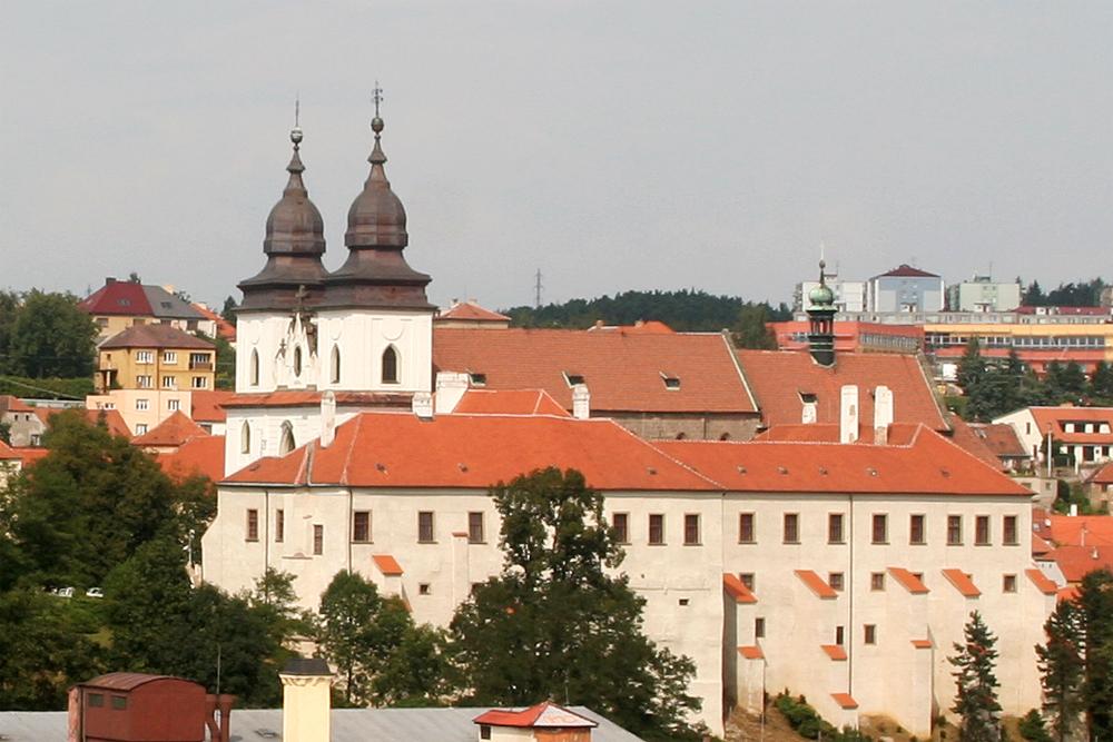 Pod ochranu UNESCO se dostal i třebíčský zámek