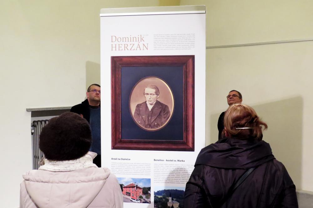 Sága rodu Herzánů. Výstava mapuje historii rodiny třebíčských stavitelů