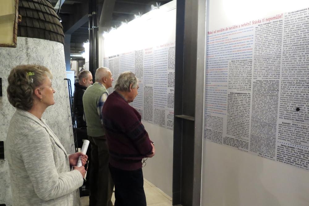 V Alternátoru začala výstava o třebíčských koželuzích