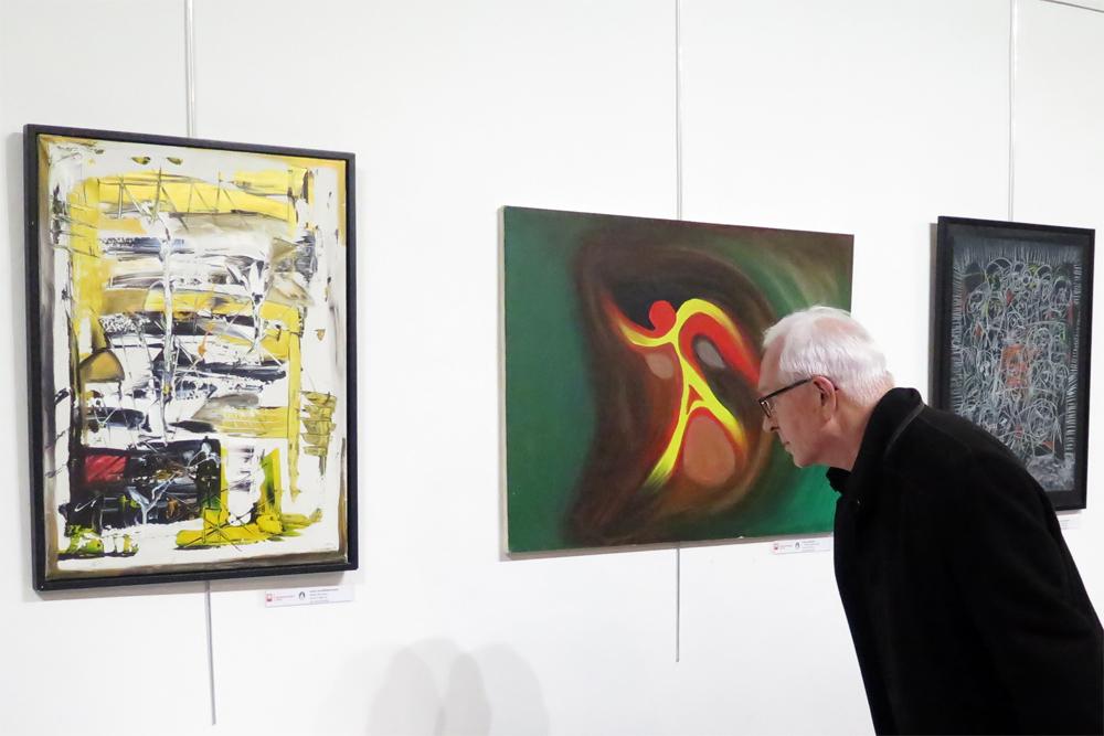 Obrazy z projektu Daruj dvakrát budou opět vystaveny