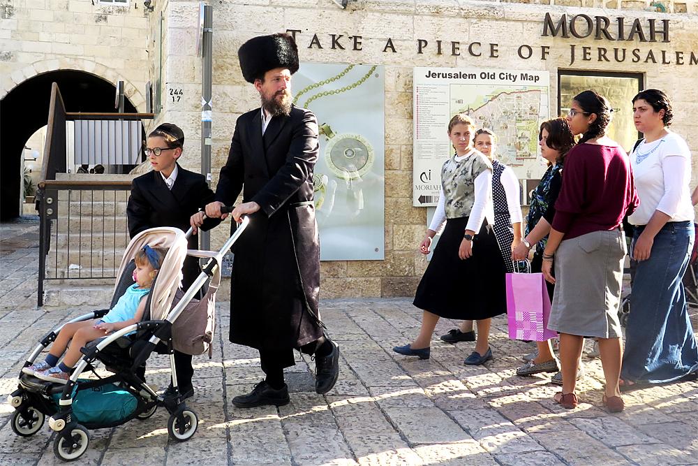 Na besedě o Jeruzalému bude představena i nová publikace