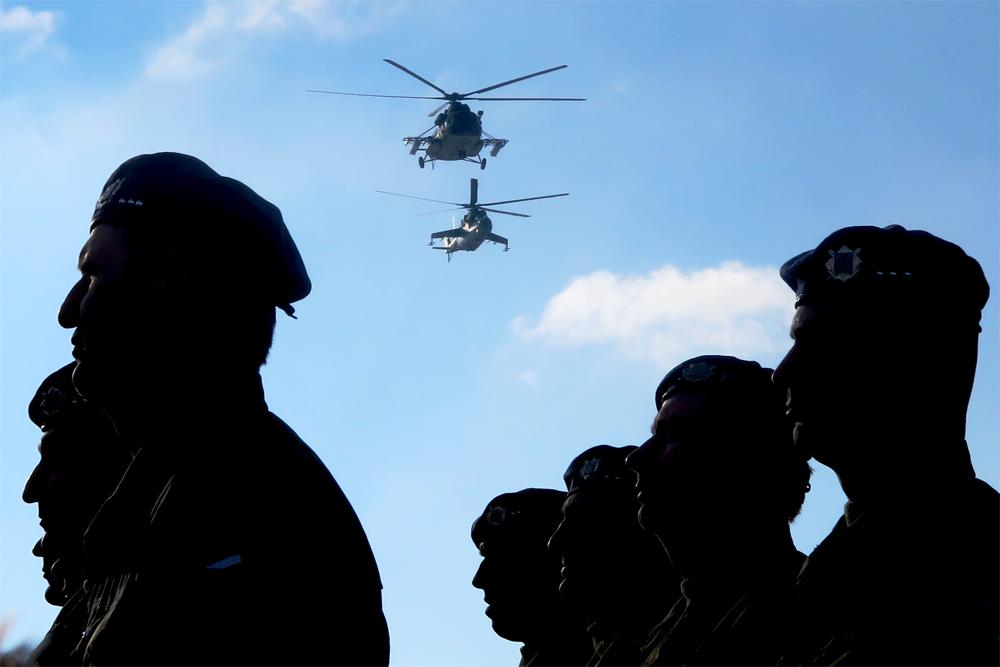 Na základně v Náměšti si připomněli vstup ČR do NATO
