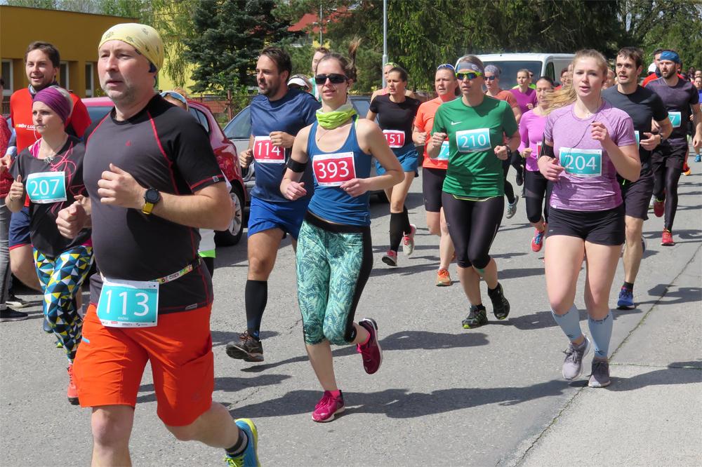 První místo v třebíčském půlmaratonu míří do Jihlavy