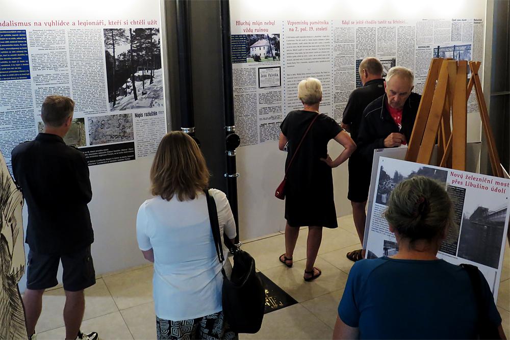 V Alternátoru začala výstava o Libušině údolí a jeho historii