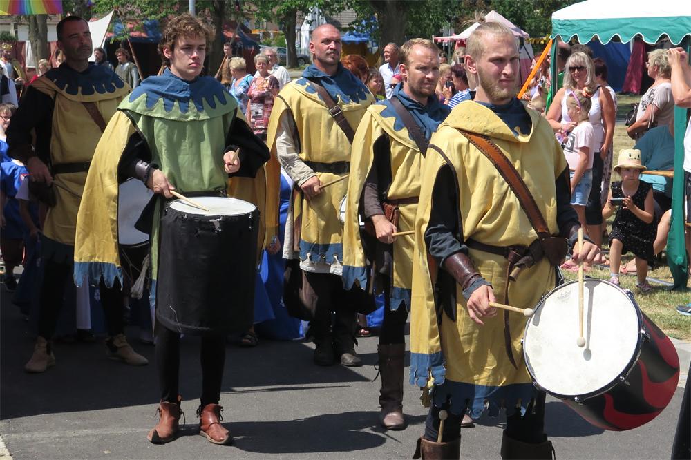 Třebíč se opět přesune do středověku