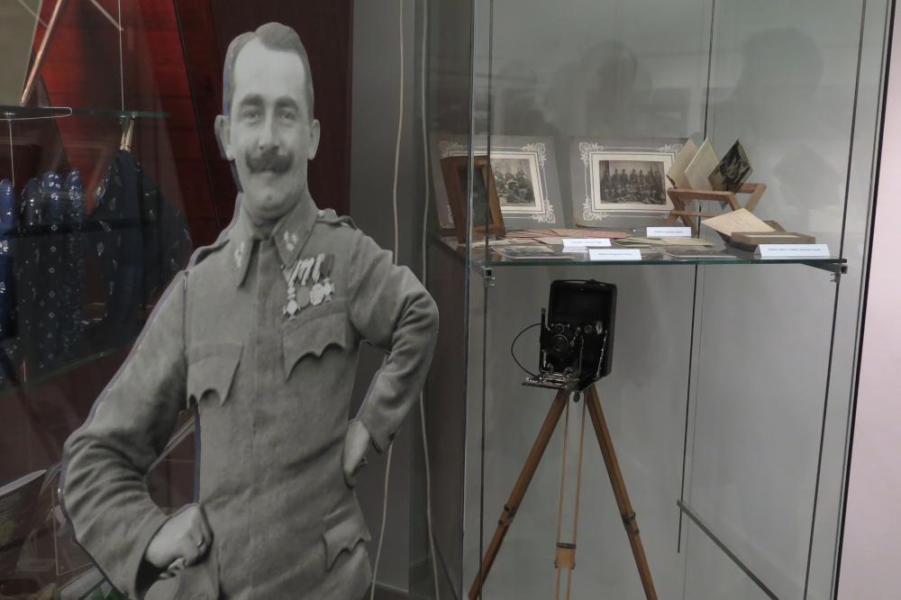 Třebíčský rodák pořídil jedny z nejlepších snímků 1. sv. války