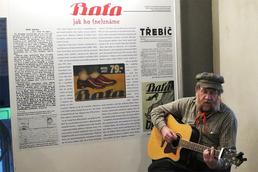 V Alternátoru začala výstava o Tomáši Baťovi