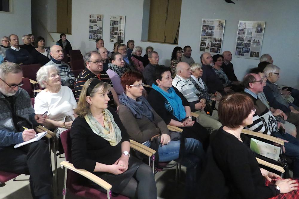 Josef Špidla uhranul publikum svými znalostmi o Bílé hoře